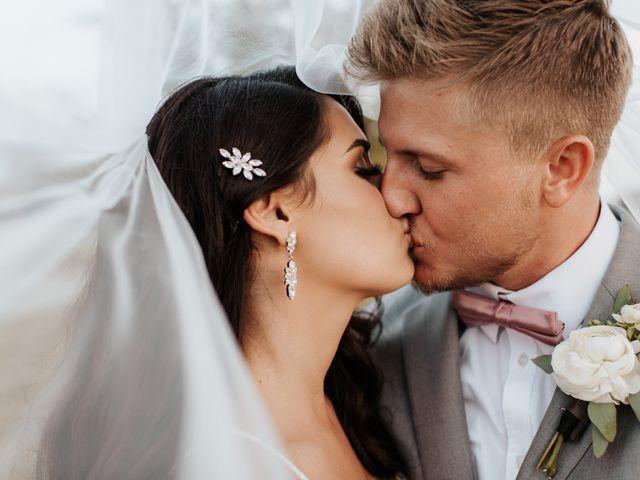 The wedding of Samantha and Josh