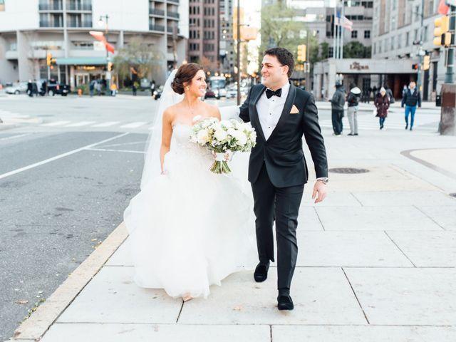 Eyad and Jessica's Wedding in Philadelphia, Pennsylvania 4