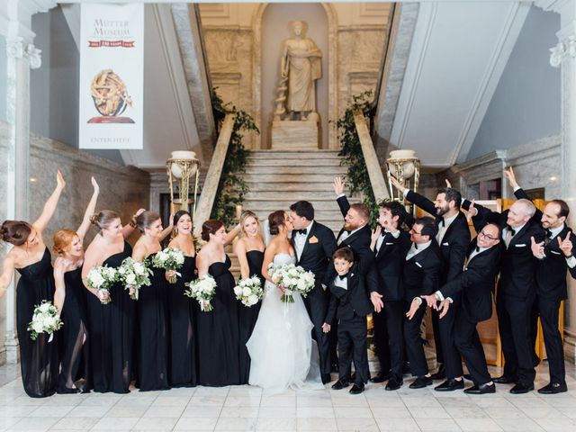 Eyad and Jessica's Wedding in Philadelphia, Pennsylvania 6