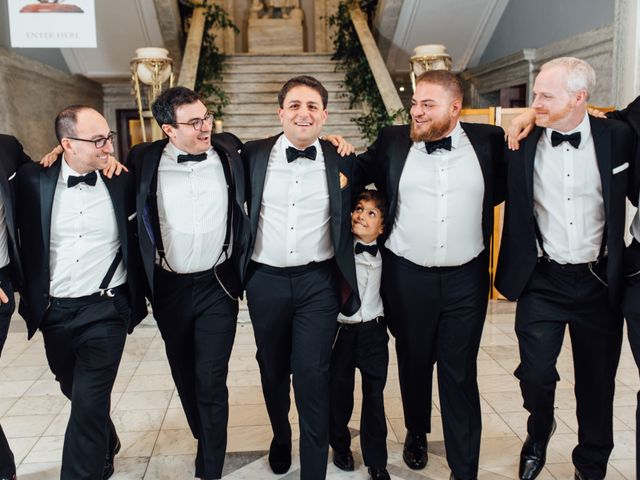 Eyad and Jessica's Wedding in Philadelphia, Pennsylvania 15