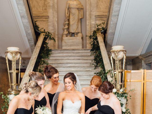 Eyad and Jessica's Wedding in Philadelphia, Pennsylvania 16