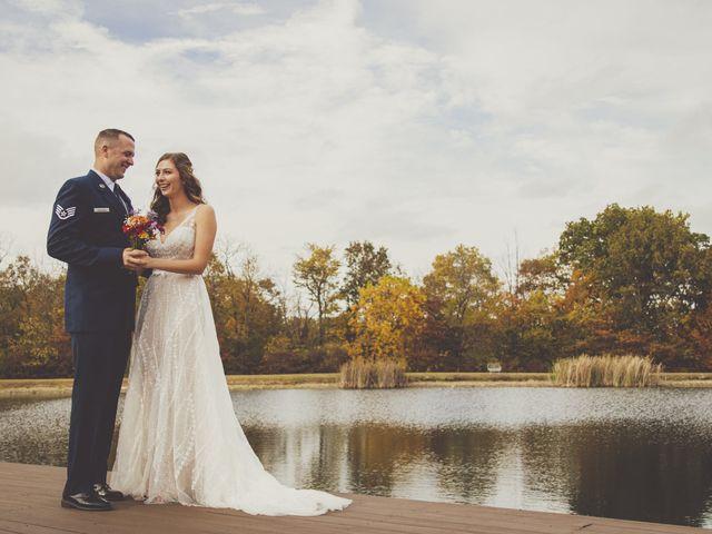 The wedding of Sarah and Thomas