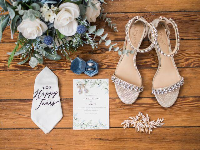Lance and Caroline's Wedding in Sanford, Florida 2