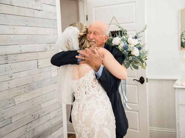 Lance and Caroline's Wedding in Sanford, Florida 16