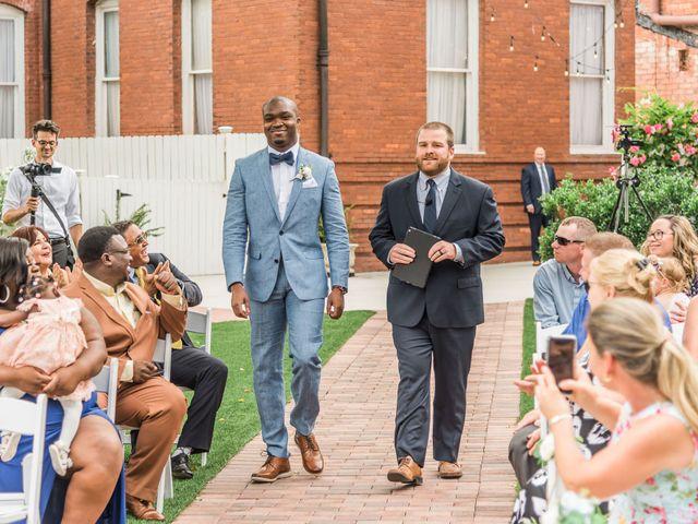 Lance and Caroline's Wedding in Sanford, Florida 23