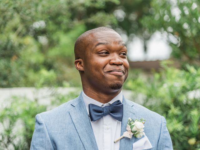 Lance and Caroline's Wedding in Sanford, Florida 24