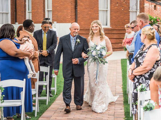 Lance and Caroline's Wedding in Sanford, Florida 26