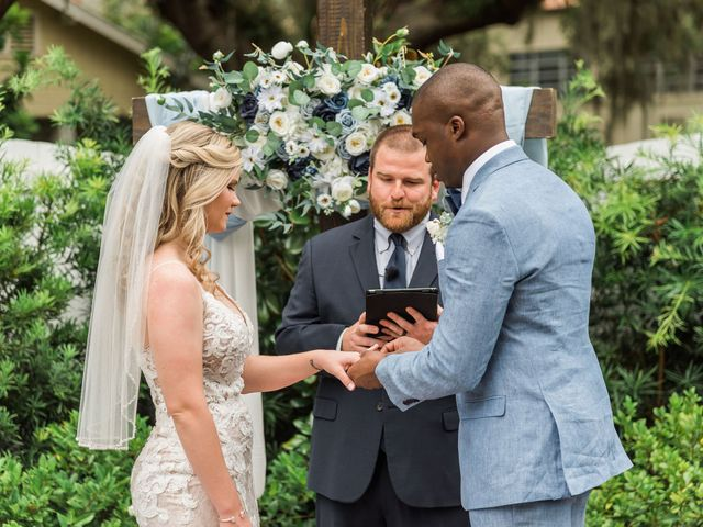 Lance and Caroline's Wedding in Sanford, Florida 28