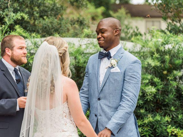 Lance and Caroline's Wedding in Sanford, Florida 29
