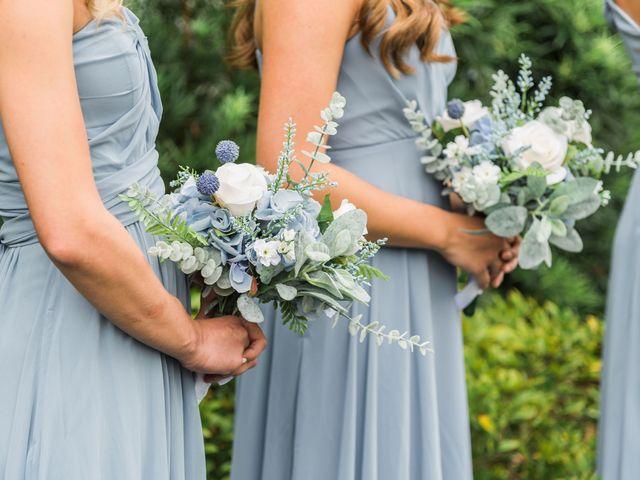 Lance and Caroline's Wedding in Sanford, Florida 30