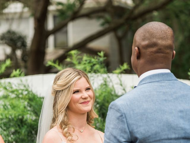 Lance and Caroline's Wedding in Sanford, Florida 31