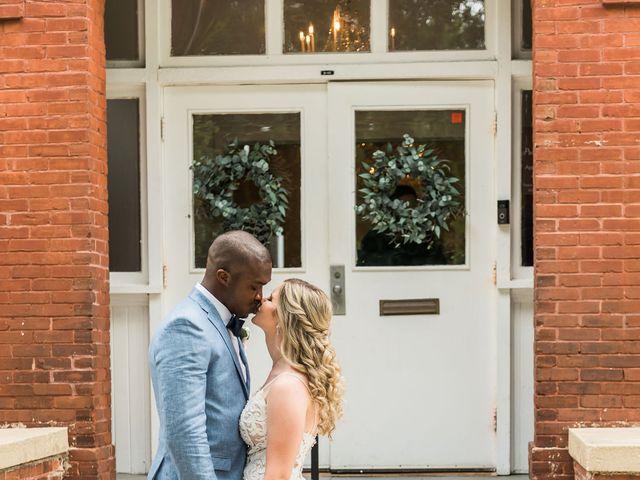 Lance and Caroline's Wedding in Sanford, Florida 36