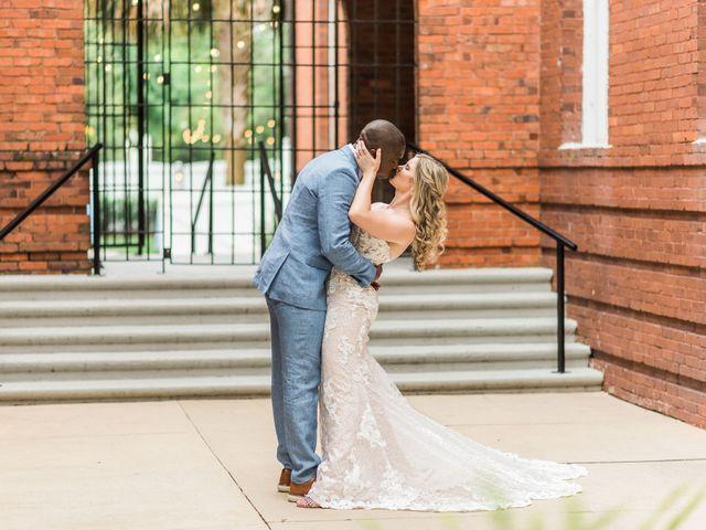 Lance and Caroline's Wedding in Sanford, Florida 37