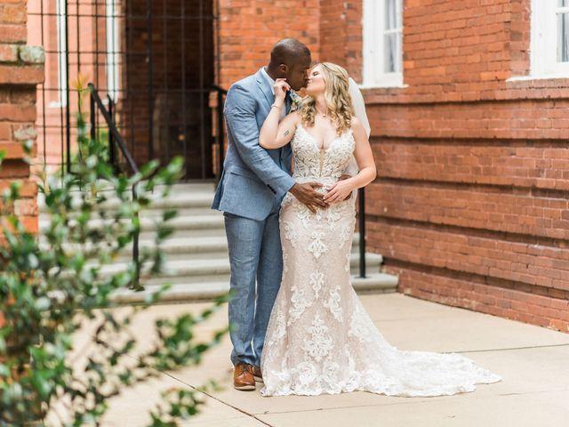 Lance and Caroline's Wedding in Sanford, Florida 38