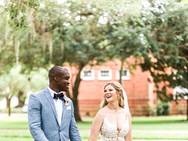 Lance and Caroline's Wedding in Sanford, Florida 39
