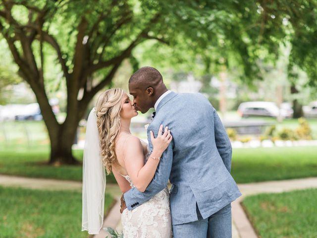 Lance and Caroline's Wedding in Sanford, Florida 40