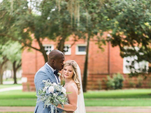 Lance and Caroline's Wedding in Sanford, Florida 41