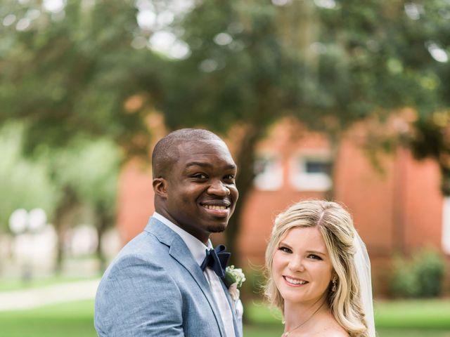 Lance and Caroline's Wedding in Sanford, Florida 42