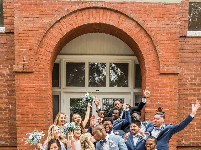 Lance and Caroline's Wedding in Sanford, Florida 44