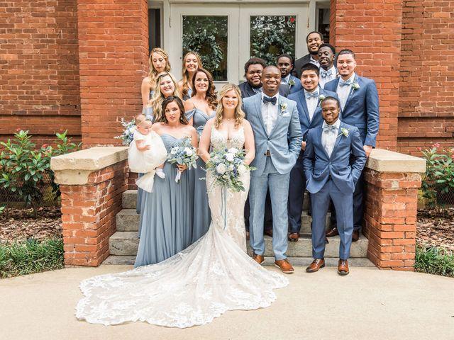 Lance and Caroline's Wedding in Sanford, Florida 45