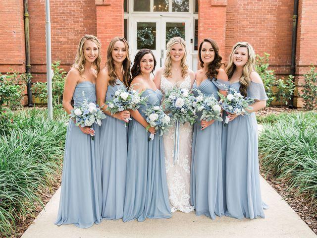 Lance and Caroline's Wedding in Sanford, Florida 1