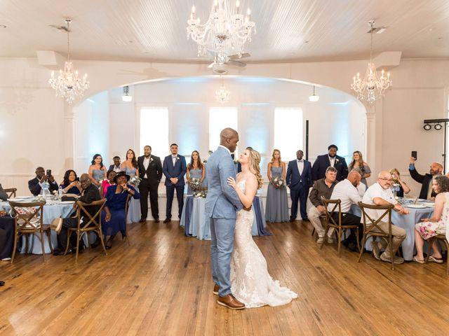 Lance and Caroline's Wedding in Sanford, Florida 53