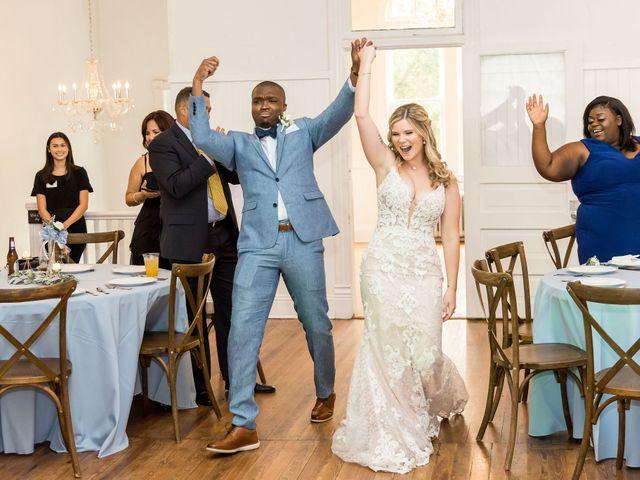 Lance and Caroline's Wedding in Sanford, Florida 54