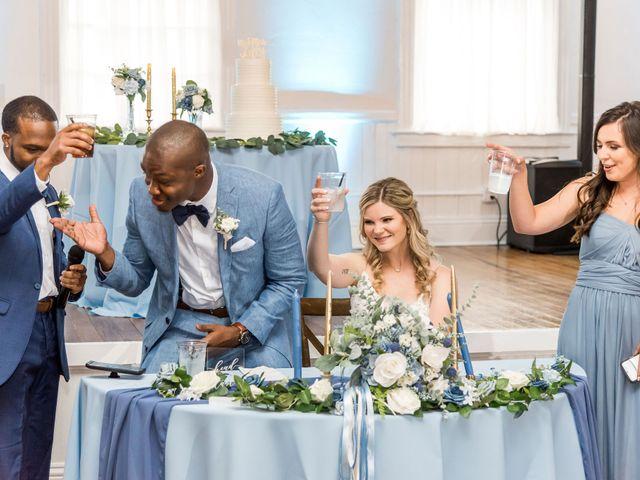 Lance and Caroline's Wedding in Sanford, Florida 55