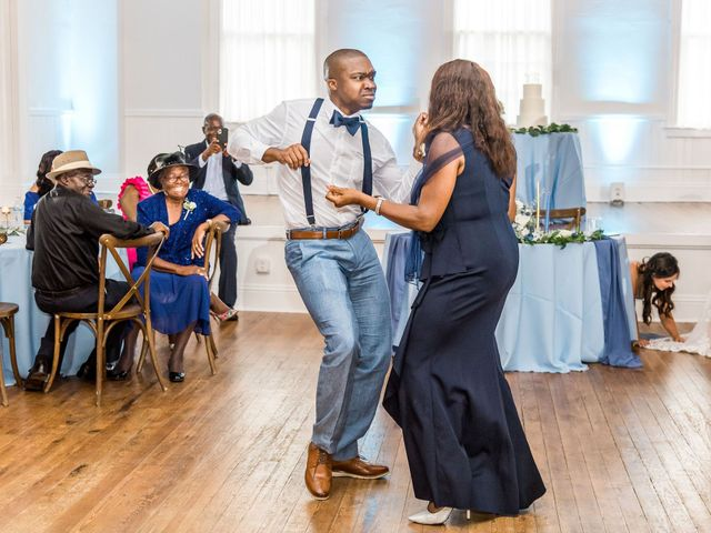 Lance and Caroline's Wedding in Sanford, Florida 56