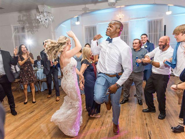 Lance and Caroline's Wedding in Sanford, Florida 57