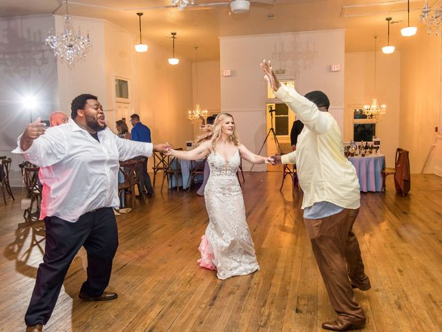 Lance and Caroline's Wedding in Sanford, Florida 58