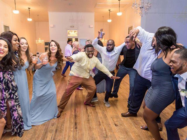 Lance and Caroline's Wedding in Sanford, Florida 59
