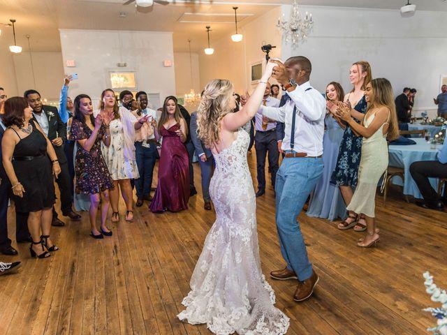 Lance and Caroline's Wedding in Sanford, Florida 60