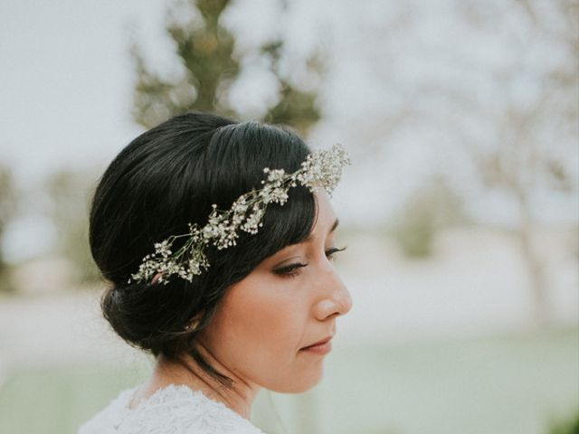 Yessica and Andrew's Wedding in Madera, California 5