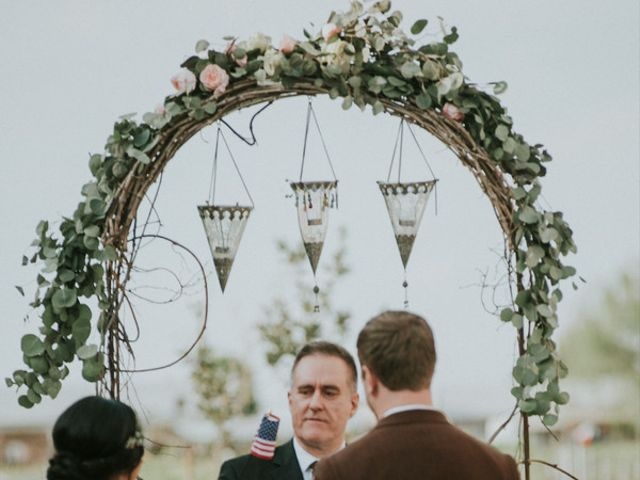 Yessica and Andrew's Wedding in Madera, California 11