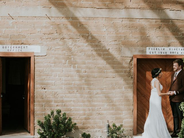 Yessica and Andrew's Wedding in Madera, California 12