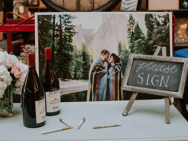 Yessica and Andrew's Wedding in Madera, California 15