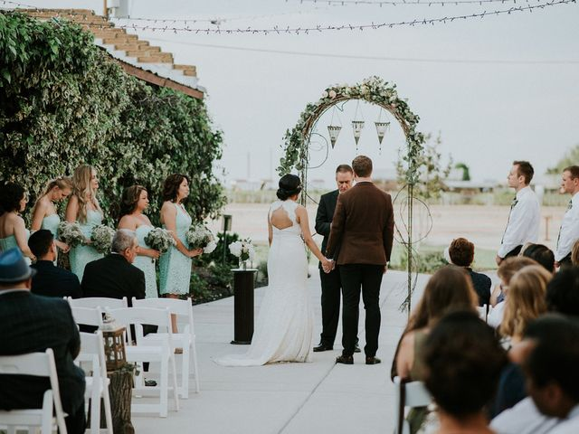Yessica and Andrew's Wedding in Madera, California 10