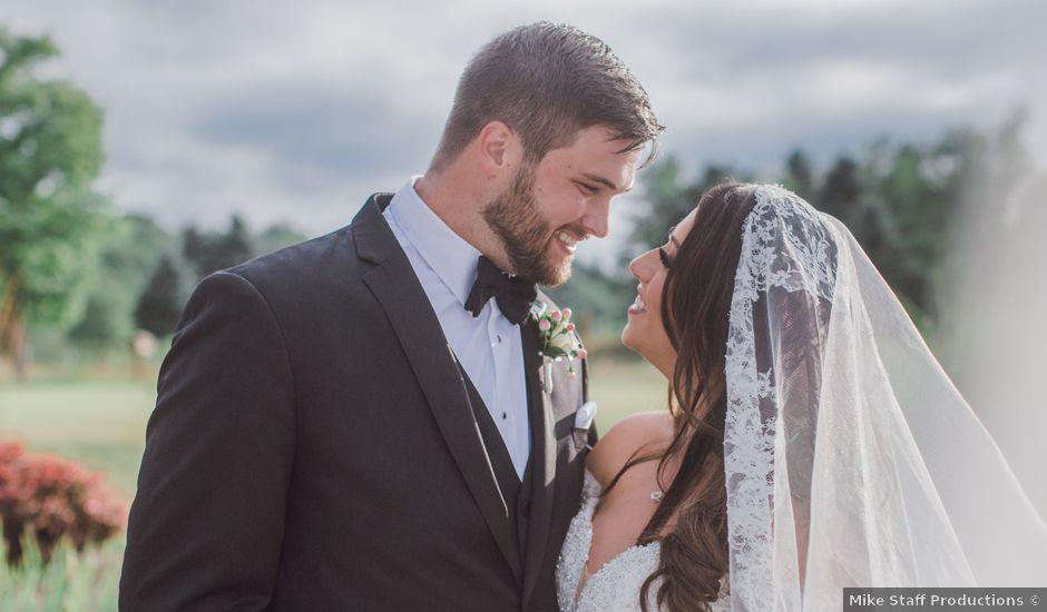 Jeffrey and Angela's Wedding in Port Huron, Michigan