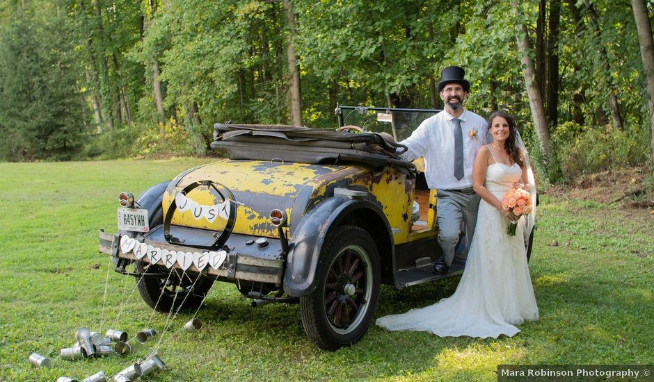 James and Billie's Wedding in Akron, Ohio