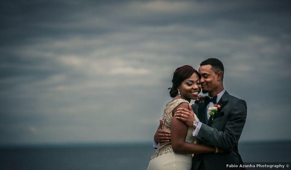 Joe and Gerri's Wedding in Cascais, Portugal