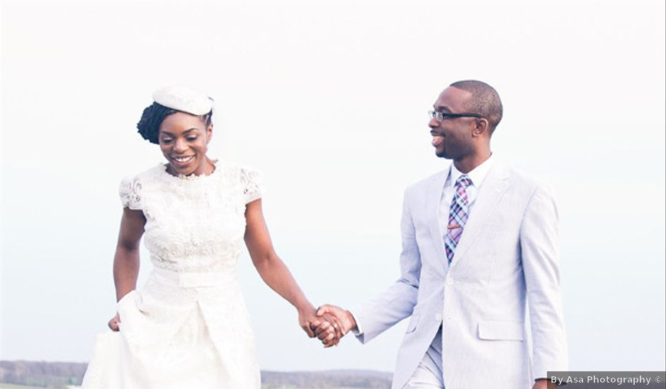 Crystal and Jay's Wedding in Walkersville, Maryland