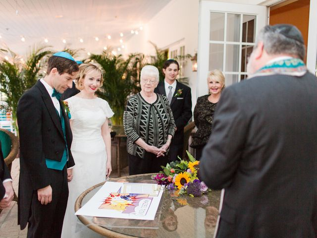Sarah and Todd's Wedding in West Palm Beach, Florida 7