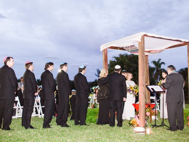 Sarah and Todd's Wedding in West Palm Beach, Florida 10