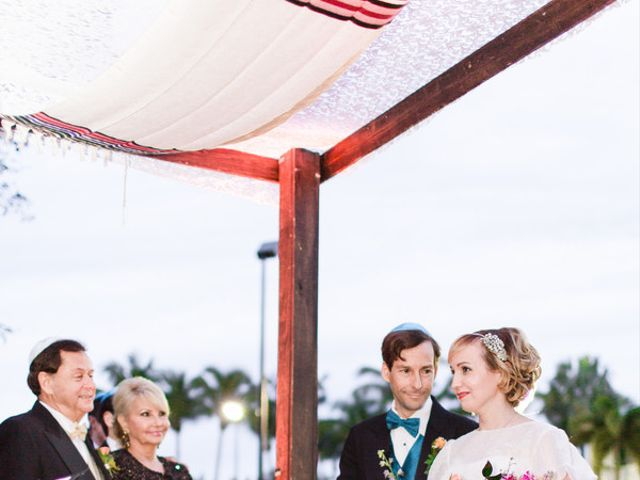 Sarah and Todd's Wedding in West Palm Beach, Florida 9