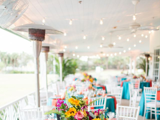 Sarah and Todd's Wedding in West Palm Beach, Florida 12