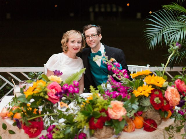 Sarah and Todd's Wedding in West Palm Beach, Florida 14
