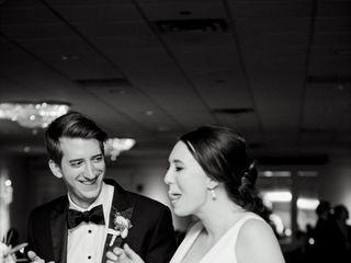 The wedding of Lauren and Bill 1