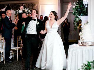 The wedding of Lauren and Bill