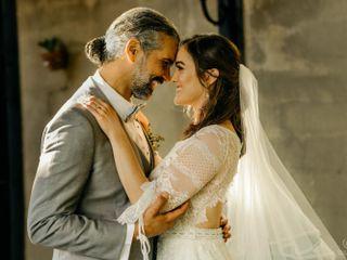 The wedding of Karla and Jose 1